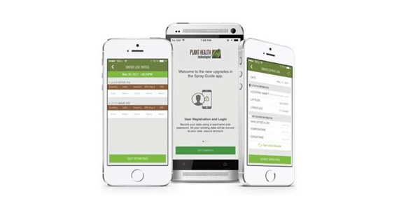 PHT Plant Health Technologies Spray Guide App Image